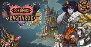 Doki Doki Ragnarok is coming to Steam